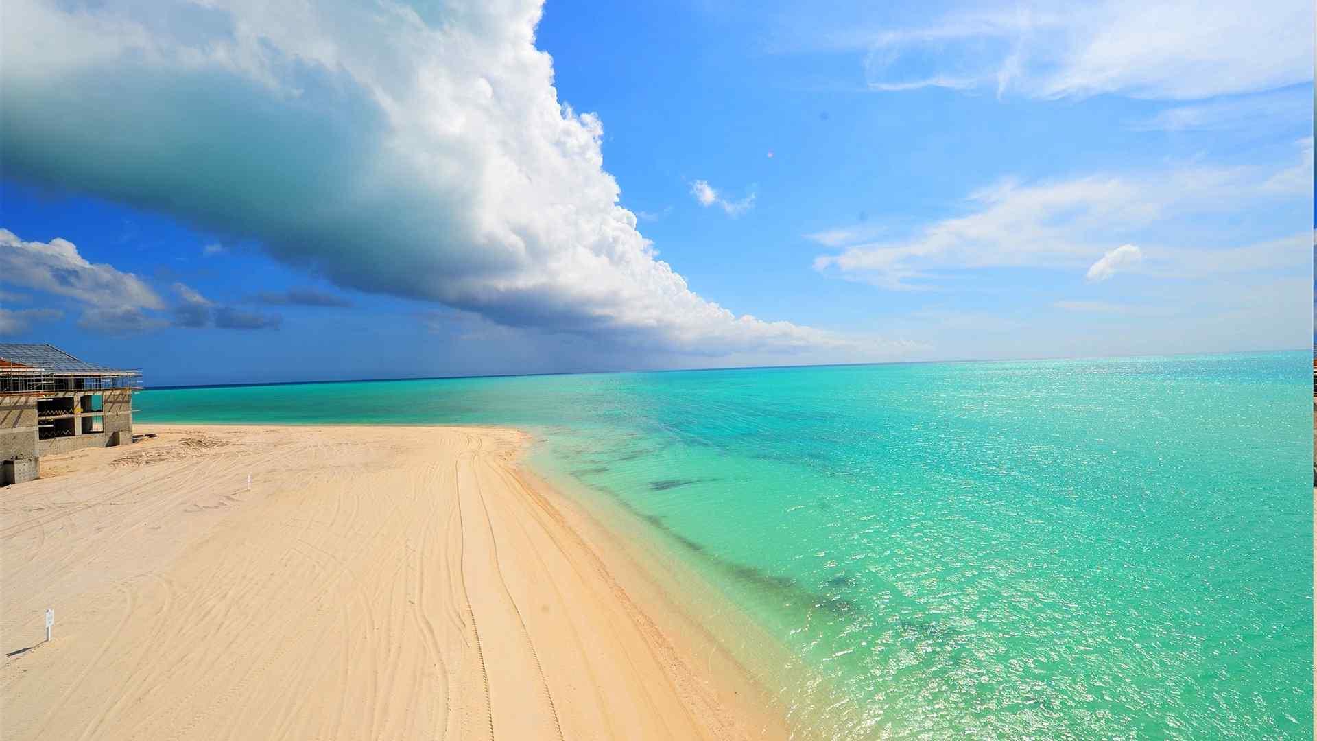 美丽海洋风景图片高清壁纸