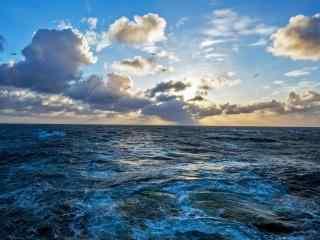 爱尔兰海唯美风景摄影高清壁纸
