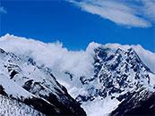 云南白马雪山自然风景高清壁纸