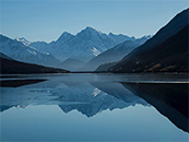 高原雪山奇妙山水风光自然风景高清壁纸