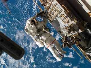 宇航员眼中的地球