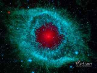 壮观的宇宙之眼星