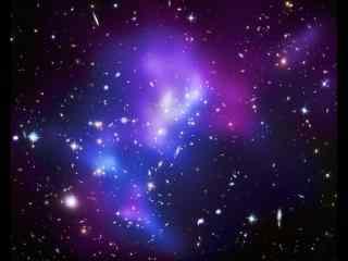 唯美耀眼的漫天星