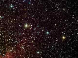 唯美璀璨的星空壁