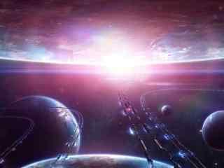神奇的宇宙星空高