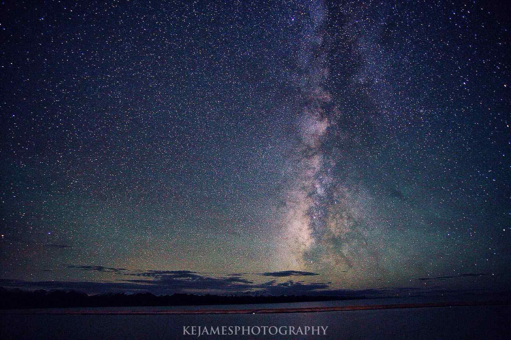毕业旅行地之美丽的西藏星空