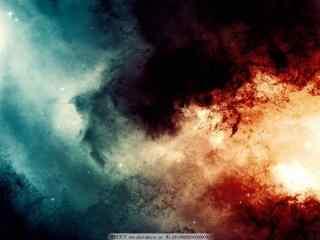 星空背景底纹图片_星空壁纸
