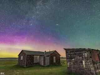 最美的星空夜景: