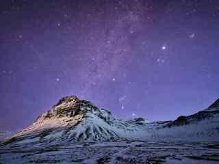 星空唯美高清风景图片桌面壁纸