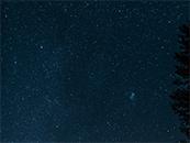 遥远星空璀璨唯美高清桌面壁纸