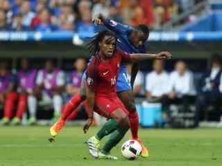 2016欧洲杯葡萄牙队精彩壁纸