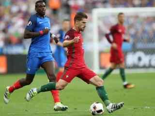 2016欧洲杯法国队VS葡萄牙队壁纸