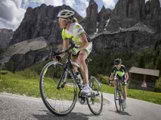 公路自行车竞速赛壁纸