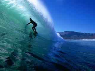 极限冲浪运动壁纸