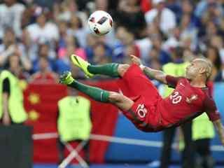 2016欧洲杯临空抽射壁纸