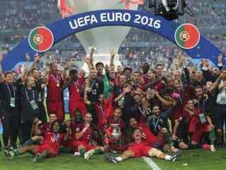 2016欧洲杯冠军得主葡萄牙壁纸