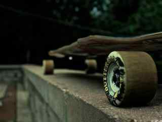 滑板造型高清图片