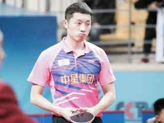 中国男乒队许昕可爱图片壁纸