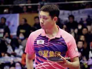 中国男乒队许昕比赛图片壁纸