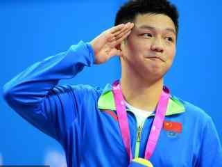 中国乒乓球队员樊振东小胖可爱壁纸