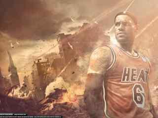 NBA詹姆斯总冠军