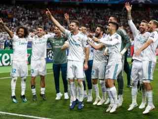 皇马2018欧冠决赛图片