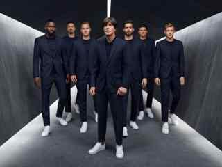 2018世界杯德国队男模高清壁纸