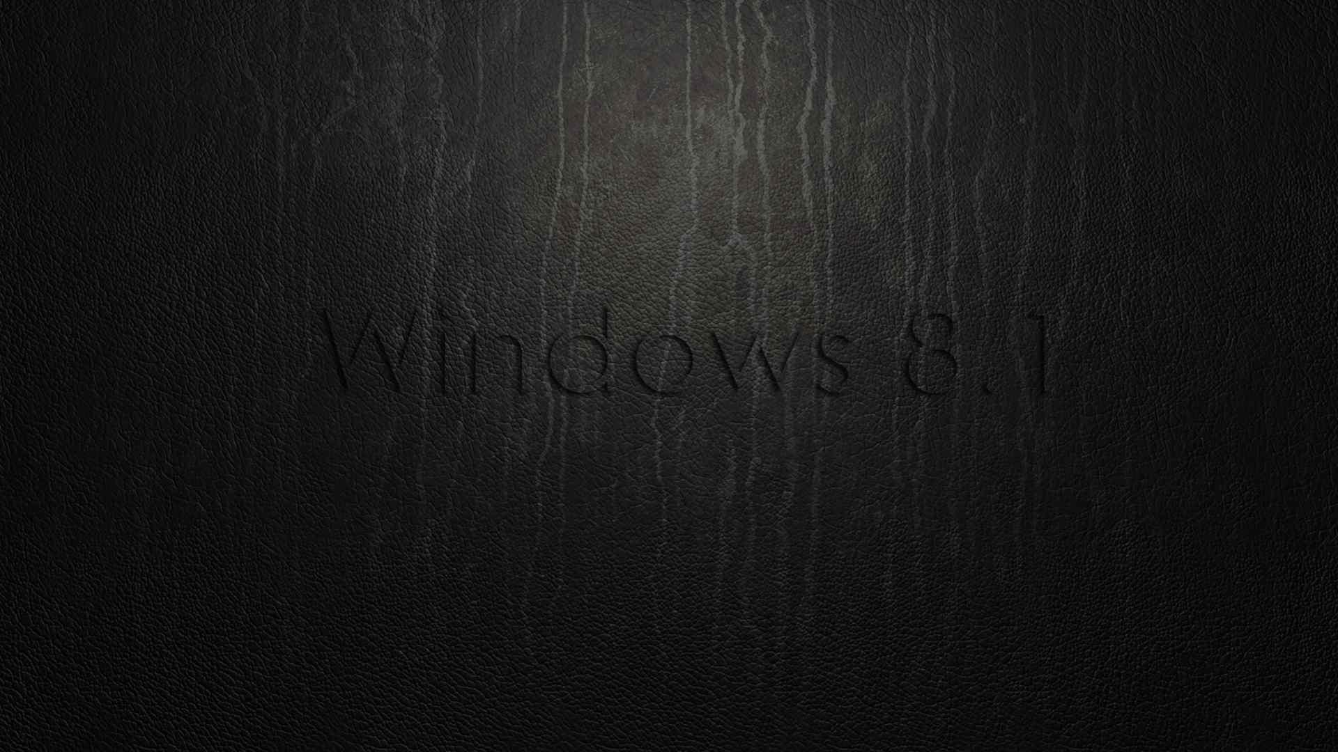 windows·8黑色炫酷壁纸