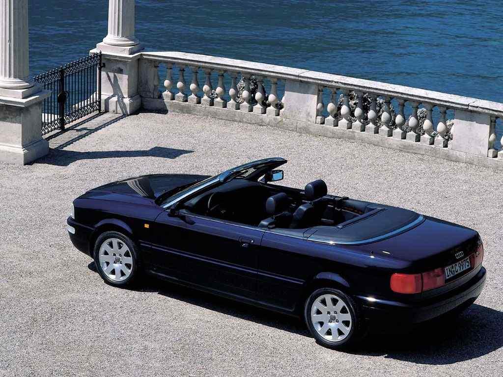 高清汽车图片奥迪A4L官方宣传桌面壁纸第四辑高清图片