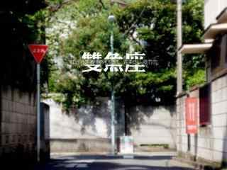 双鱼座小清新街道