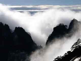 桌面天下中国壮丽的山水风光高清宽屏壁