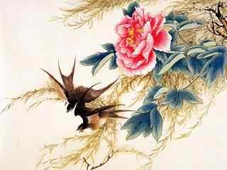 桌面天下中国风经典精美设计普屏壁纸包